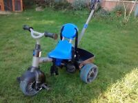 Little Tikes 4 in 1 Trike in good condition. Complete.