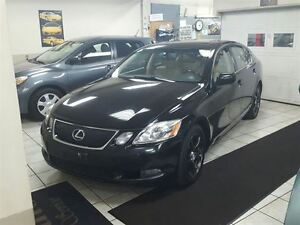 2006 Lexus GS 300 AWD With Navigation