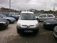 PEUGEOT PARTNER 1.6 TDI (EXELLENT CONDITION)NO VAT