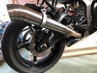 Dan Moto GP Exhaust R6 zx6r gsxr for sale  Bournemouth, Dorset