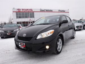 2013 Toyota Matrix Alloy Wheels / Foglights / Sunroof