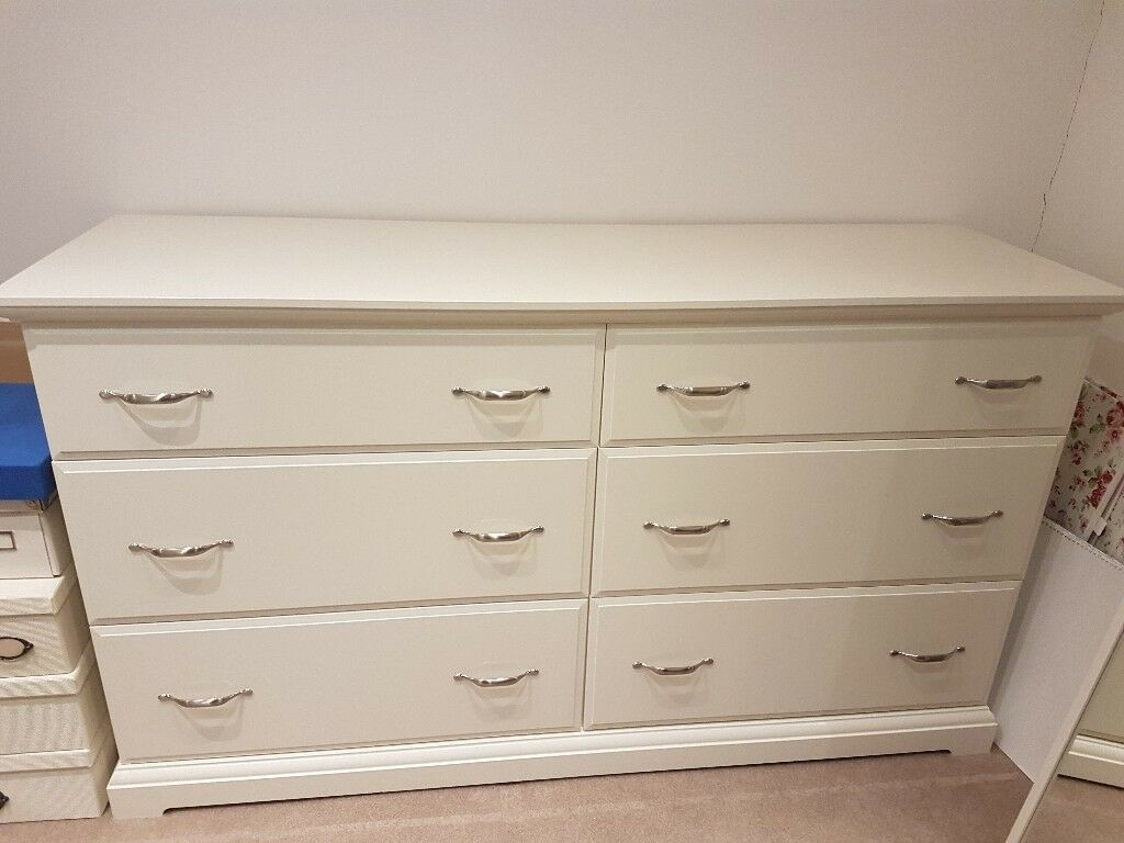 Ikea Birkeland Chest Of 6 Drawers White
