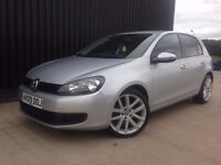 2009 Volkswagen Golf 1.4 S 5dr Full Service History, 2 Keys Low Insurance Group , Finance Available