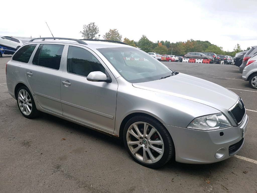 2007 skoda octavia vrs 2 0 tdi 170 bhp 5 door estate silver in denholme west yorkshire gumtree. Black Bedroom Furniture Sets. Home Design Ideas