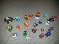 Skylanders bundle and storage bag