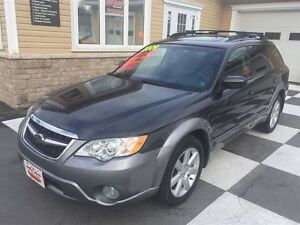 2009 Subaru Outback 2.5 i Limited Package