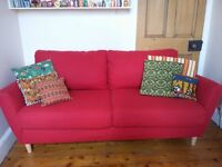 Stylish 50's style retro Terence Conran for M&S Sofa Couch - £400 (RRP £1000)
