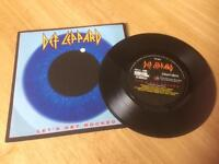 Def Leppard single