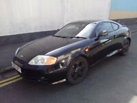 2004 Hyundai Coupe 2.0 120k Service history 100% reliable only £290