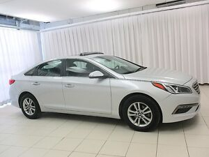 2017 Hyundai Sonata EXPERIENCE IT FOR YOURSELF!! SEDAN w/ HEATED