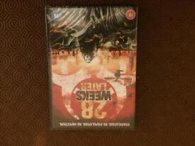 DVD. 28 weeks later
