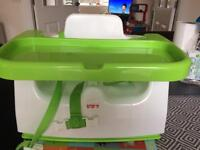 Fisher price grow with me booster seat