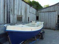 Outhill Ranger 17 Diesel fishing/pleasure boat. Brand New
