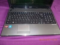 """Acer 5551 laptop big 15.6"""" display *** check out my other ad's"""