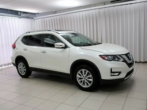 2017 Nissan Rogue SV AWD w/ SUNROOF, ALLOYS, BACKUP CAM, BLUETOO