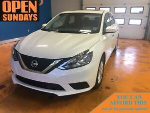 2018 Nissan Sentra SV! LOADED / POWER ROOF / BACK-UP CAM!