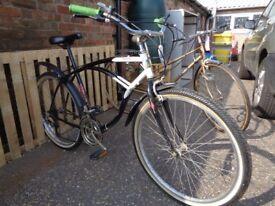 Emmelle Bondi Gents Bike 26 inch wheels