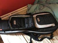 Mono M80 acoustic case + Guitar tick