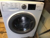 Hot point white washing machine.....Mint free delivery