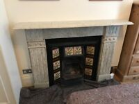 Traditional Fireplace Surround and Hearth