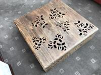 Large Next® Wooden Lamp Coffee Table RRP £300