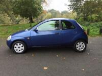 2007 FORD KA 1.3 STYLE VERY LOW MILES