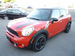 2012 MINI Cooper S Countryman SPORT/NAVIGATION/PANO ROOF/ALLOYS