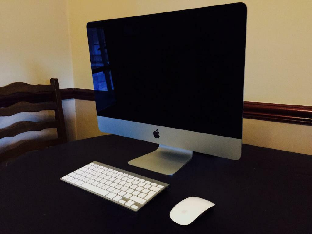 Apple IMAC Desktop Intel QUAD i5 8GB RAMin Liverpool, MerseysideGumtree - Specs 512gb ssd and 8gb ram ddr41TB Sierra 21.5 inch screen late 2013I bought this brand new from the apple shop it has not moved from its place as you can see by the pictures its in immaculate condition Comes loaded with Microsoft office Mouse...