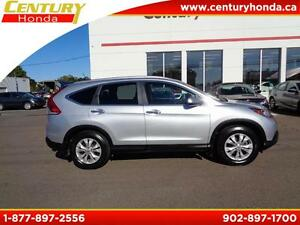 2014 Honda CR-V+120K WARRANTY Touring   AWD