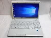 Toshiba HD Laptop, 6GB Ram, 320GB, Windows 10,Microsoft office, Very Good Condition