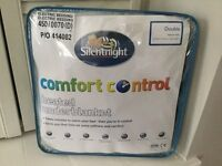 Silent night electric blanket for double bed