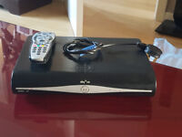 SKY+ HD Box, Remote & power cord - Delivery available