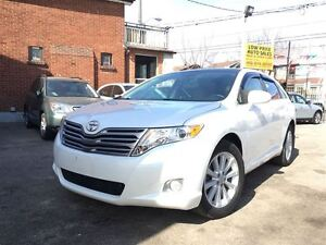 2012 Toyota Venza Leather,PanoramicRoof,AWD,HtdSeats,Bluetooth&T
