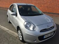 Nissan micra 2012 automatic 1.2