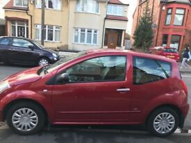 Citroen c2. TAKING OFFERS FOR QUICK SALE