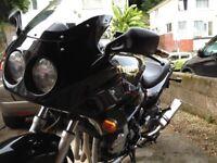 Triumph 900cc Sprint 1996