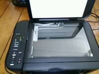 Canon pixma MG2250 inkjet printer