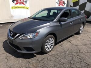 2016 Nissan Sentra S, Automatic, Bluetooth, Steering Wheel Contr