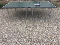 Table tennis table Butterfly Compact 16