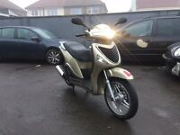 125 sport scooter