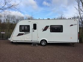 Immaculate 4 berth 2011 Elddis Avante 564 Caravan for sale end of September,
