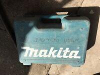 """Makita 4"""" 110v grinder"""