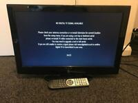 """22"""" LCD/DVD COMBI HD TV WITH FREEVIEW"""