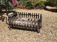 Fire hearth- cast iron