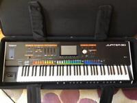 Roland Jupiter 80 synthesiser