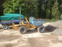 3 ton dumper