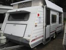 Roadstar Limited Edition Poptop Caravan Coffs Harbour 2450 Coffs Harbour City Preview