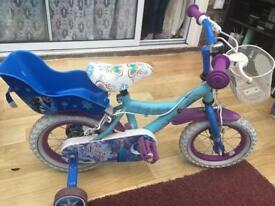 Frozen 12inch girls bike