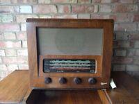 Vintage Radio, Marconiphone (t32a) circa. 1955.