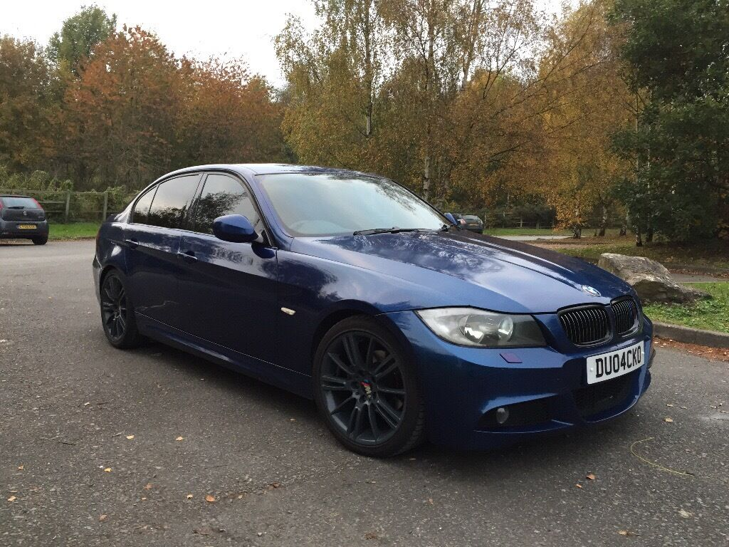 2006 bmw 320d m sport e90 lci facelift in wrexham gumtree. Black Bedroom Furniture Sets. Home Design Ideas